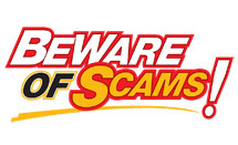 Beware of Scams thumbnail