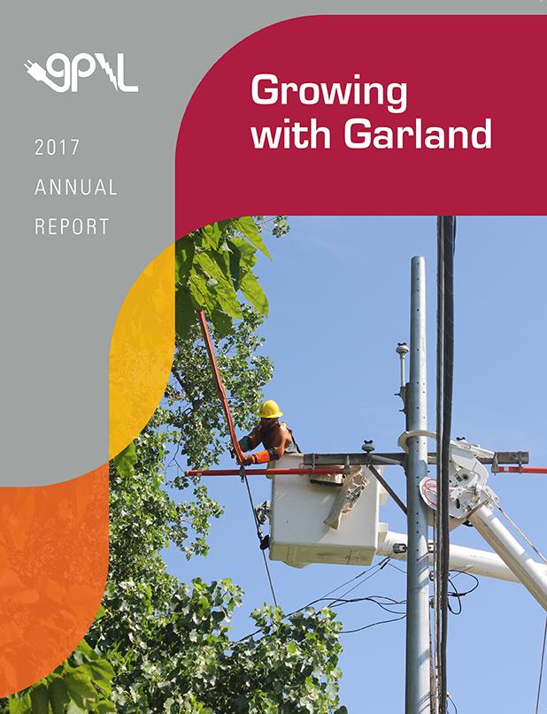 News List Garland Power Amp Light